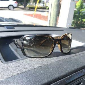 Ray Ban 4068 Tortoise Sunglasses